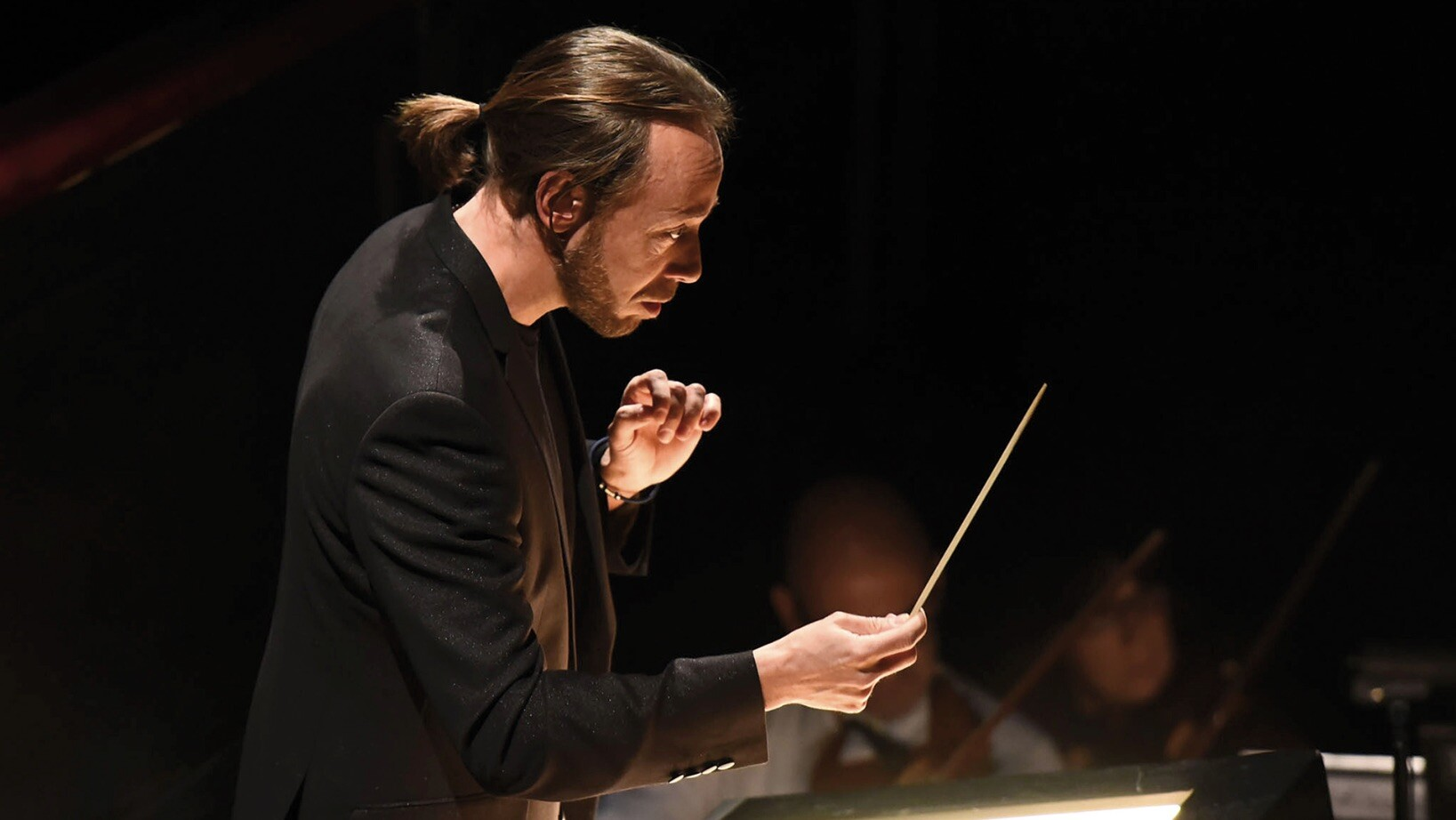 GRANDE CONCERTO VERDIANO AL PAGANINI Matteo Beltrami dirige l'Orchestra Toscanini