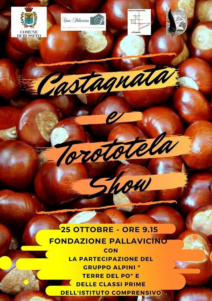 CASTAGNATA e TOROTOTELA SHOW alla FONDAZIONE PALLAVICINO