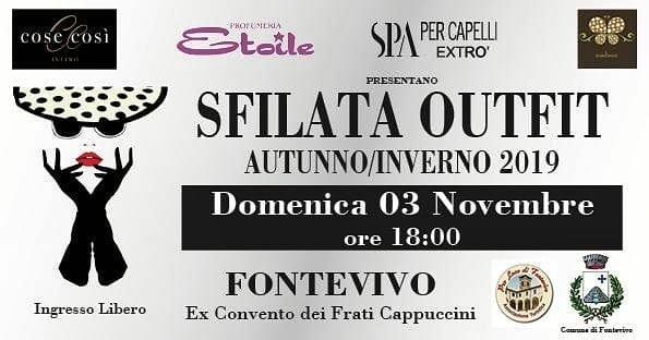 SFILATA OUFTIT AUTUNNO E INVERNO 2019 a Fontevivo