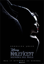 MALEFICENT signora del male al cinema Cristallo di Borgotaro