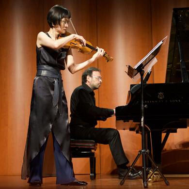 Traiettorie 2019 - Concerto Hae-Sun Kang e Ciro Longobardi