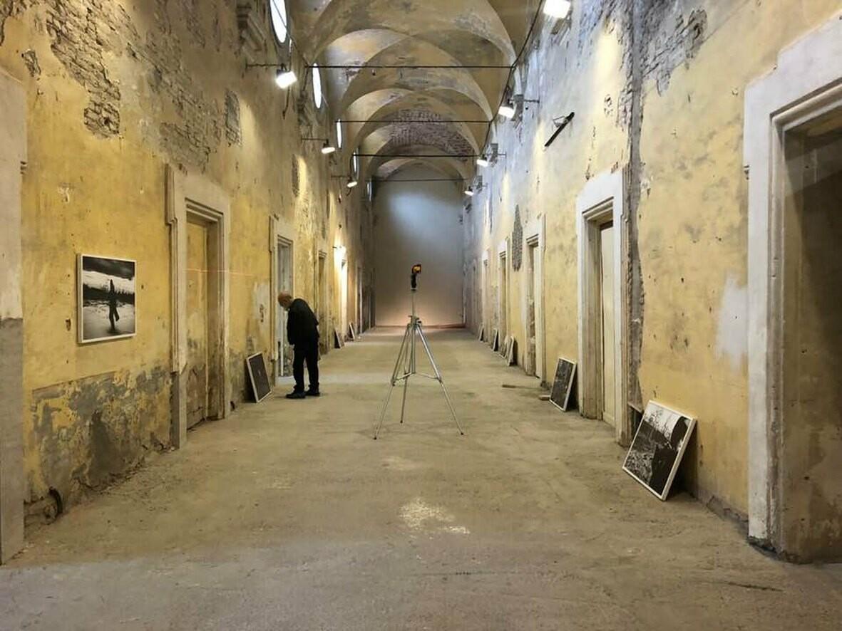 Dante esule – Atlante Umano Romagnolo,curato dal fotoreporter ravennate Giampiero Corelli