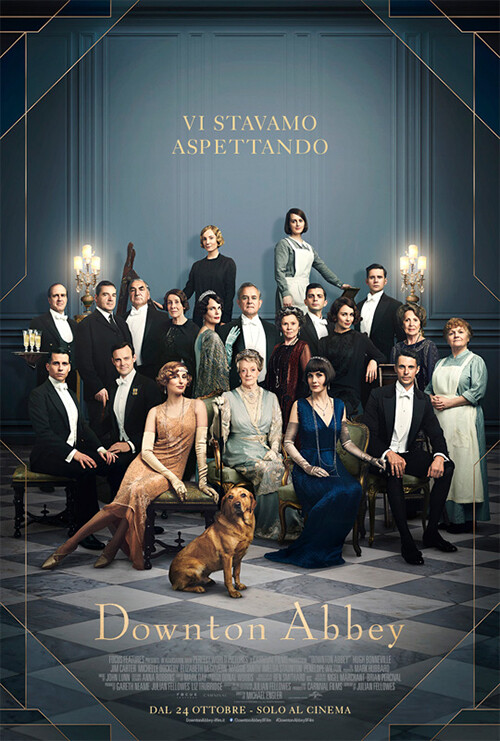 """The Original Ones""  DOWNTON ABBEY"