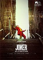 """""""Joker"""" Vincitore del Leone d'Oro al Festival di Venezia 2019  al  cinema Lux"""