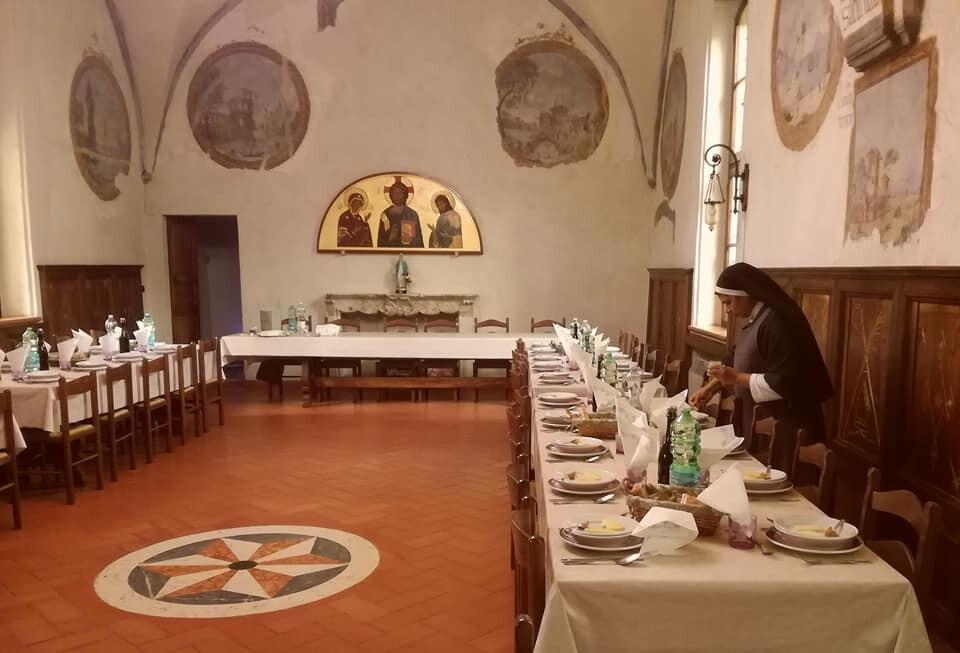 Pranzo indiano in Badia a Torrechiara