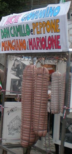 November porc: distribuzione del mariolone