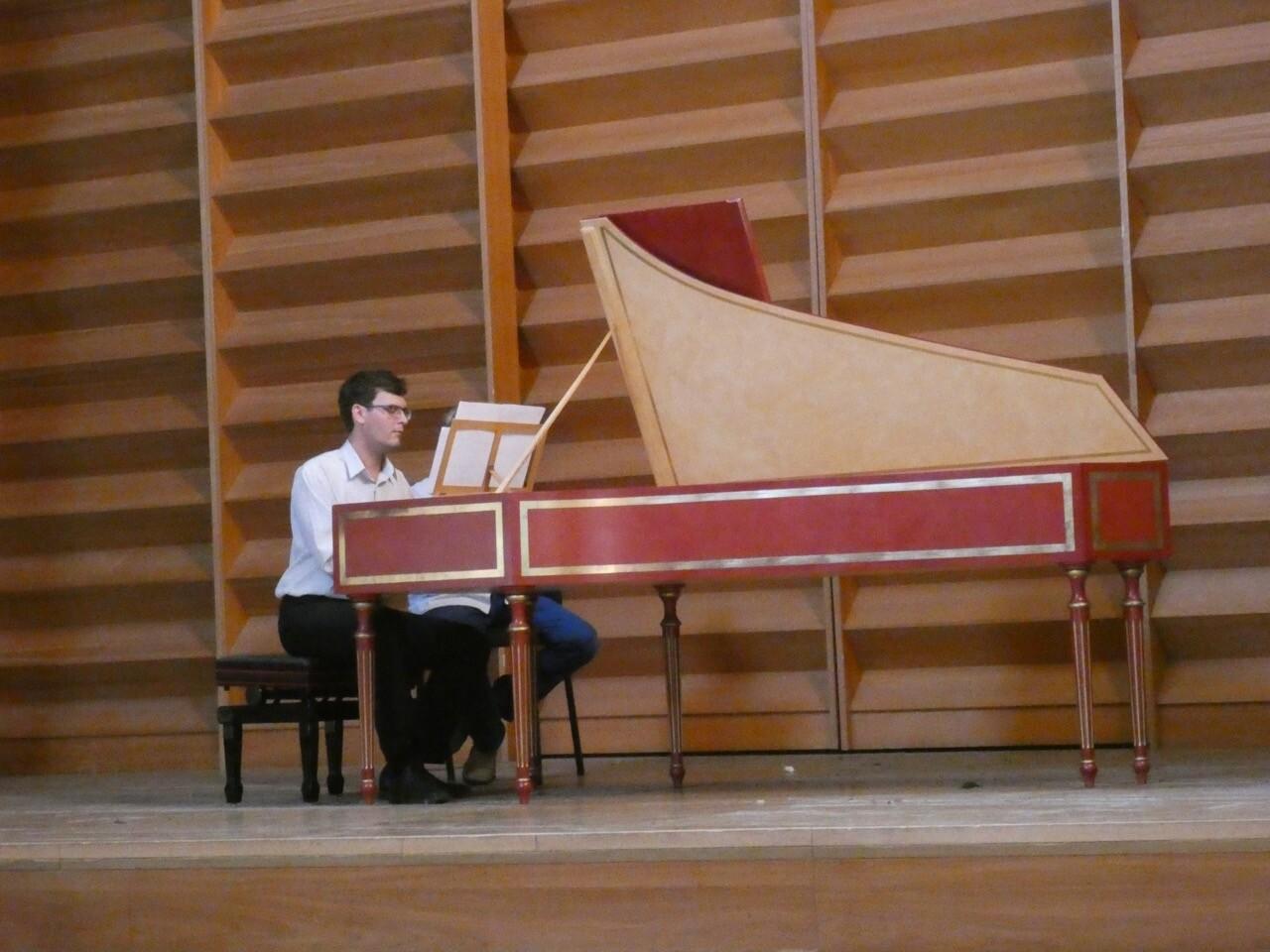 Barocco in San Rocco: Concerto di Nikolai Maletskov, clavicembalo