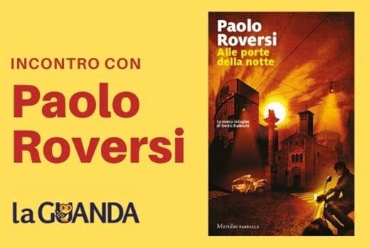 Incontro con Paolo Roversi