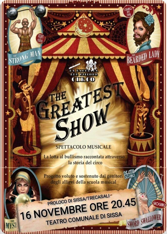 """""""The greatest show"""" la lotta al bullismo racontata attraverso la storia del circo"""