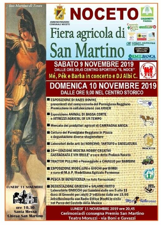 Fiera agricola di San Martino a Noceto