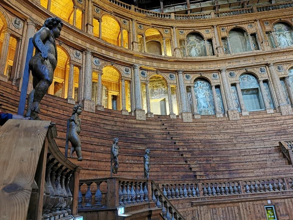 Orestea Concert  al  Teatro Farnese