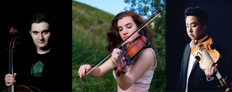 Traiettorie: concerto con gli Allievi del Conservatorio di Parigi