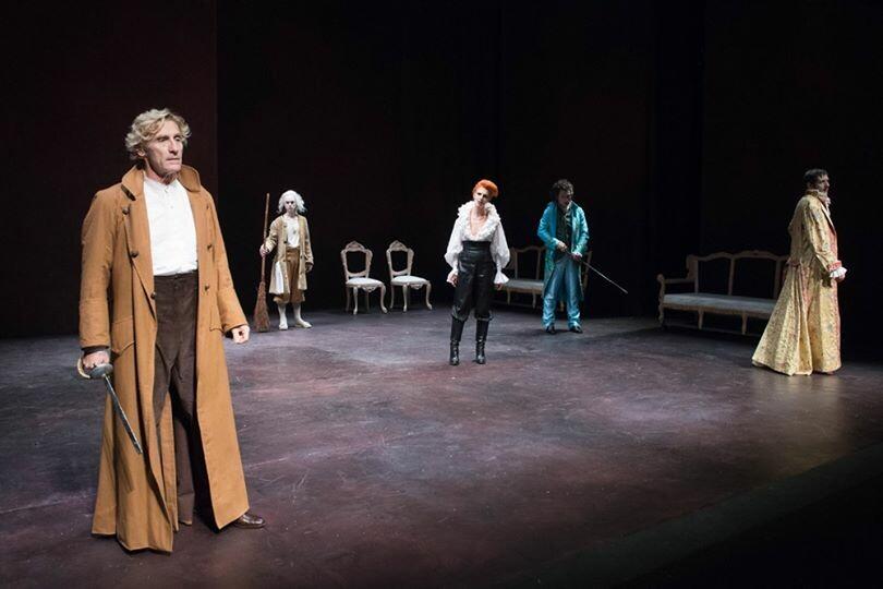 LA LOCANDIERA di Carlo Goldoni  regia Walter Le Moli al Teatro Due