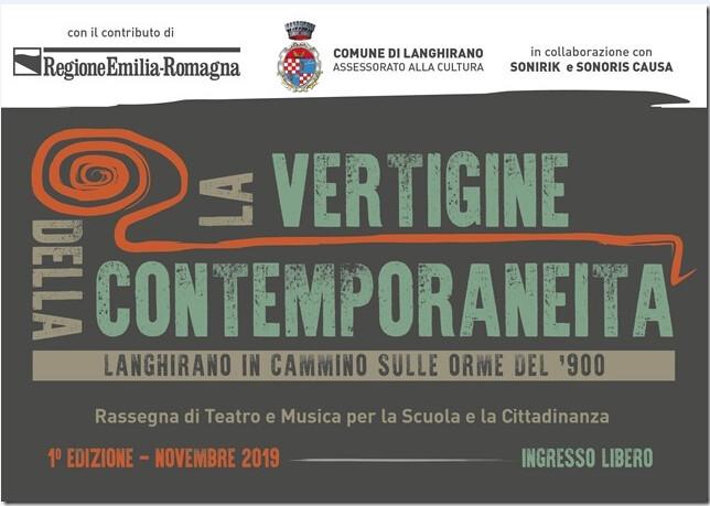 """La vertigine della contemporaneità: I VIOLINI DI SANTA VITTORIA""""Denominazione d'Origine Popolare"""""""