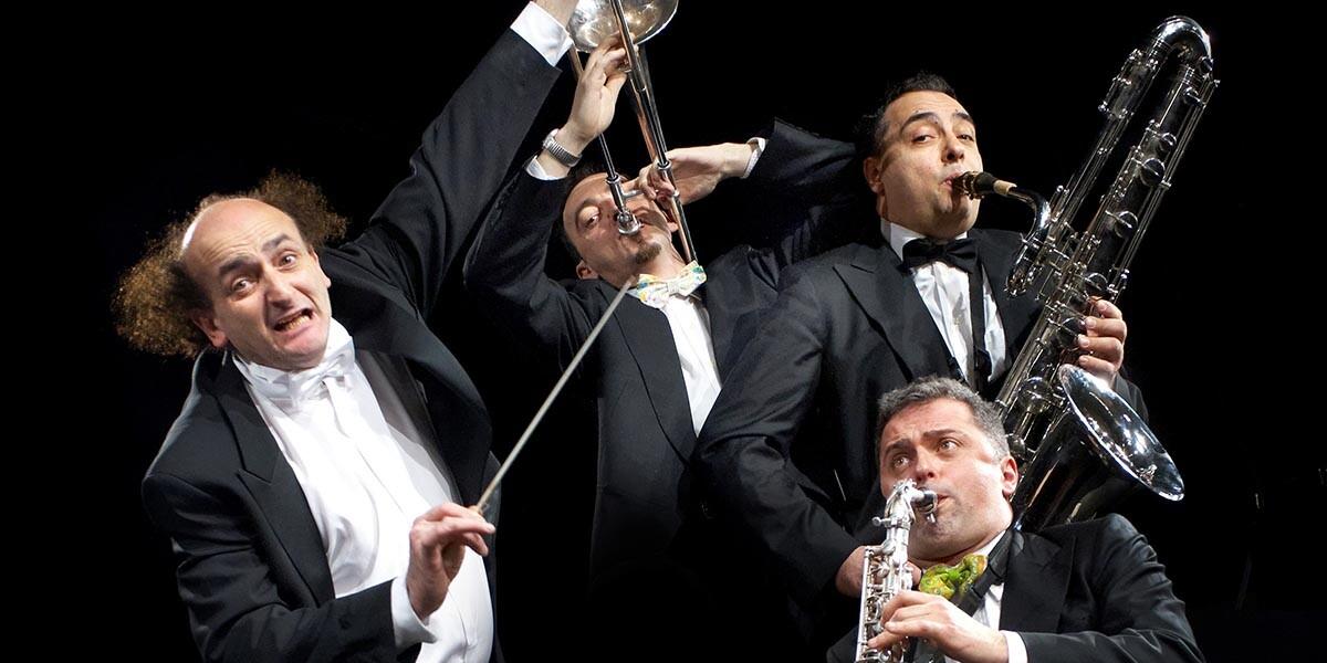 NOTE NELLA TEMPESTA con Mabò Band & Valter Rado Musi/Comico appuntamento inaugurale al Teatro di Fontanellato