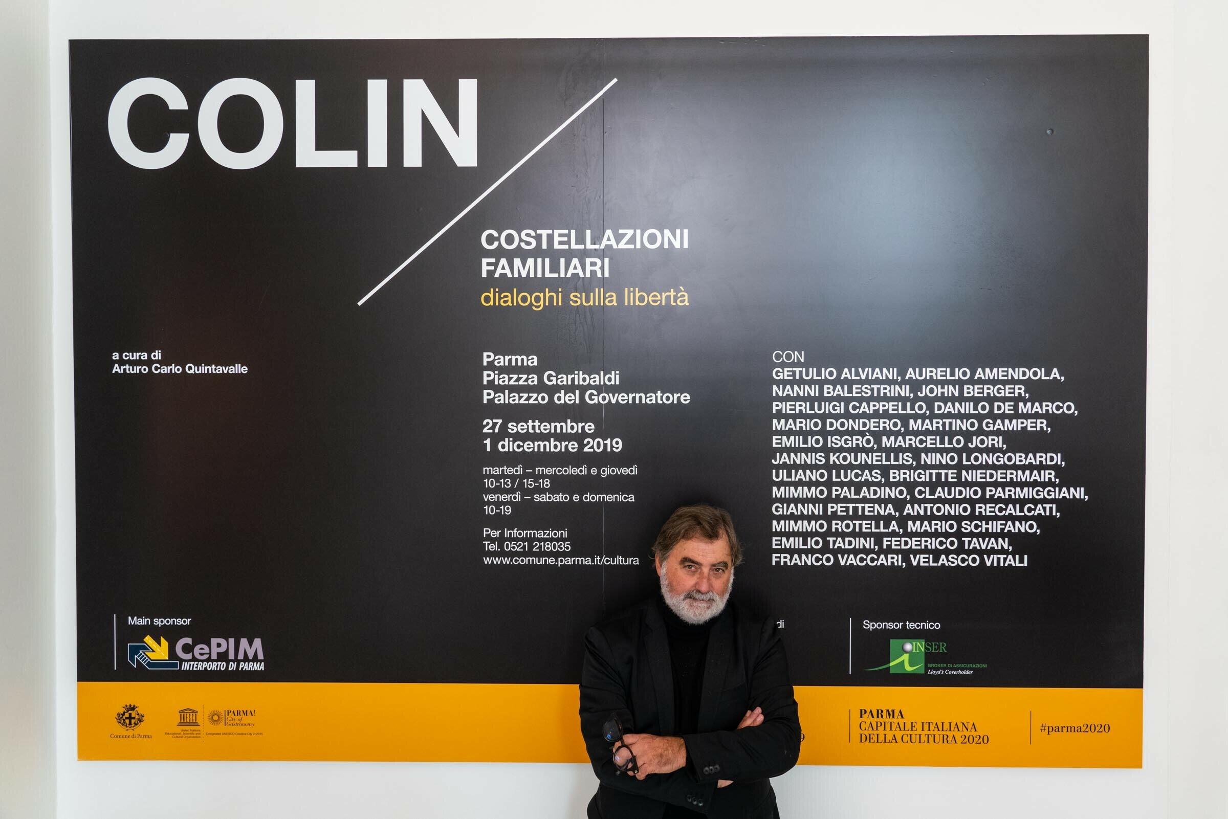 Musica alla mostra Costellazioni Familiari, concerto gratuito di Vanni Montanari e Donato D'Antonio.