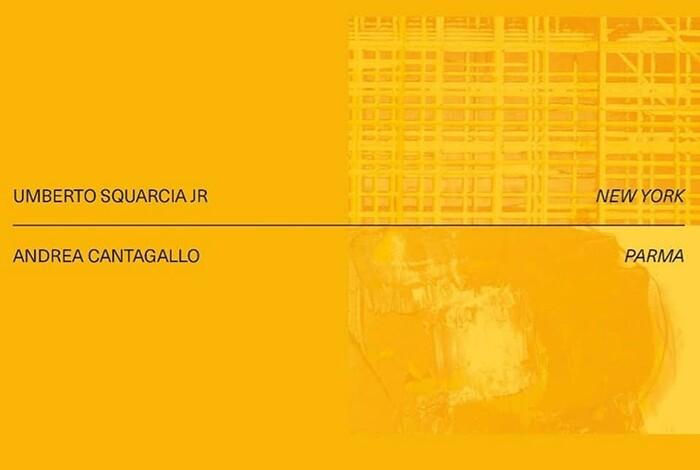 L'orizzonte degli eventi (cose/quadri), mostra d'arte contemporanea degli artisti Umberto Squarcia Jr e Andrea Cantagallo