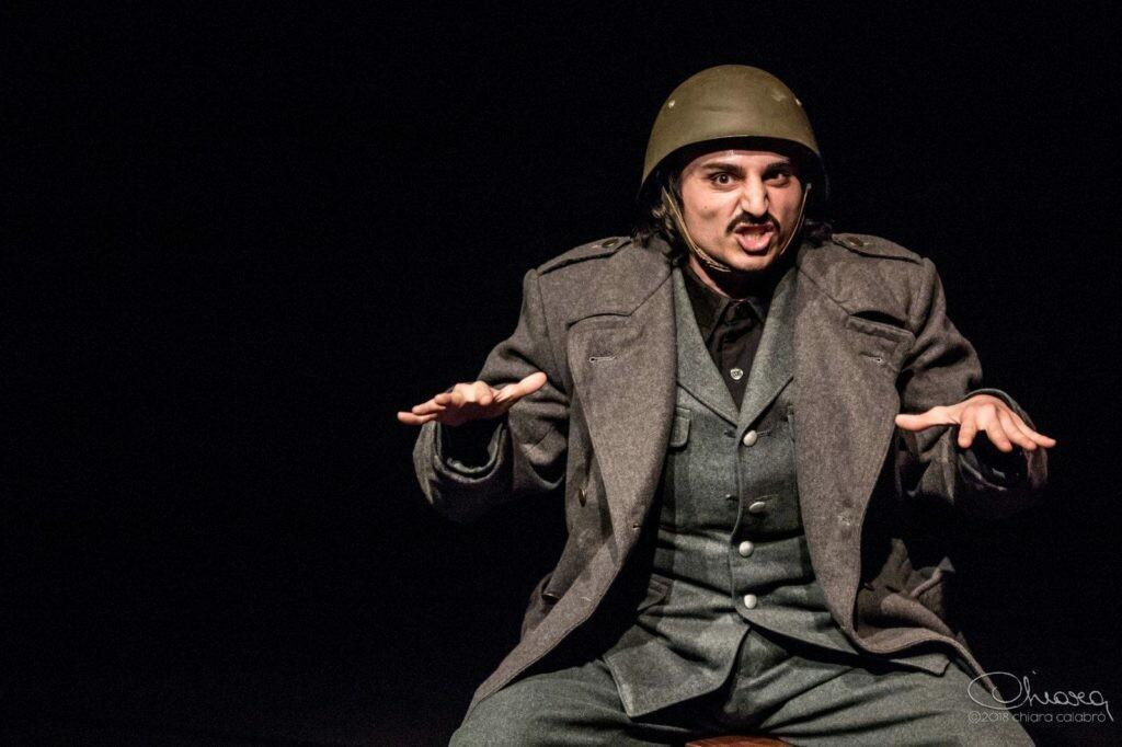 XXII stagione teatrale del Teatro del Tempo: SCIABOLETTA  La fuga del re