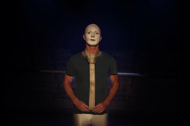 XXII stagione teatrale del Teatro del Tempo: AMLETO + DIE FORTINBRASMASCHINE  spettacolo inserito nel cartellone di Parma 2020