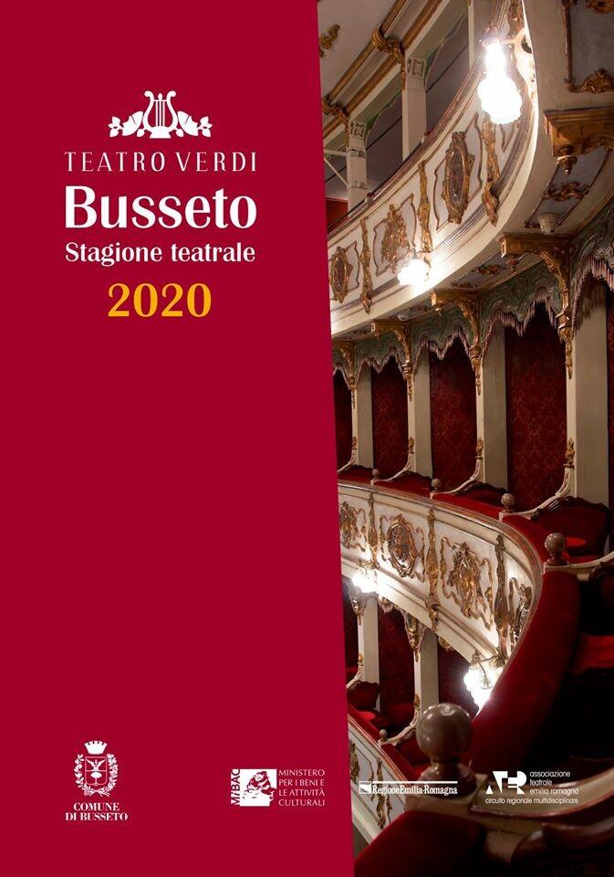 Stagione di prosa al Teatro Verdi di Busseto
