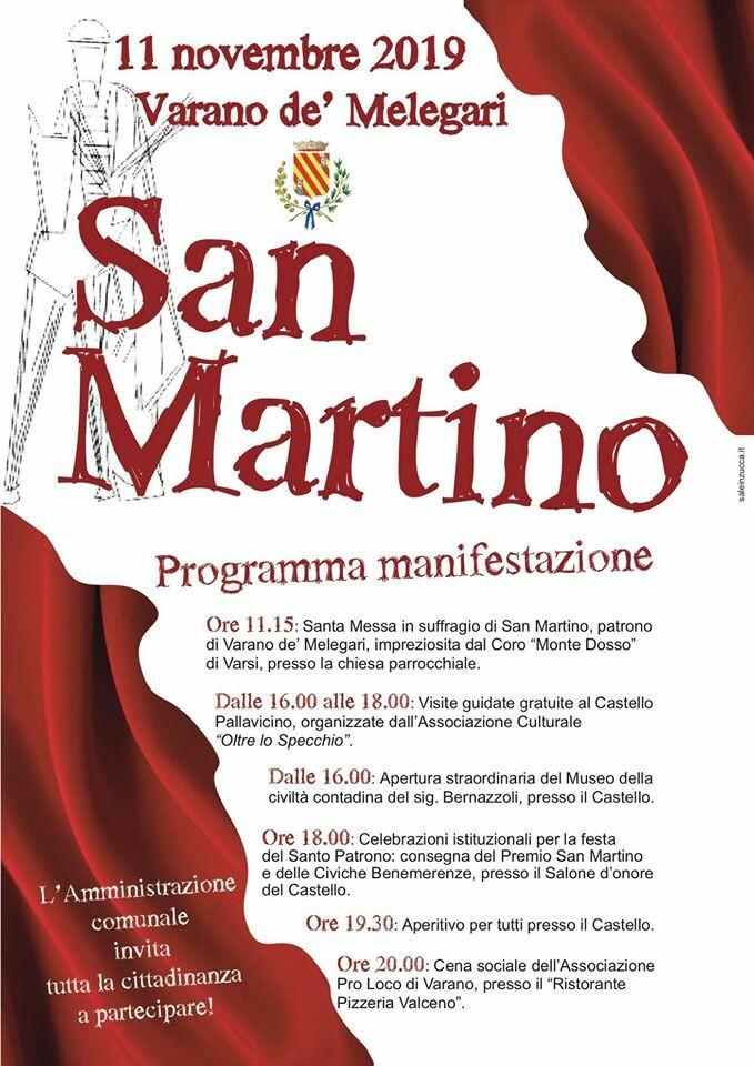 Festa di San Martino a Varano
