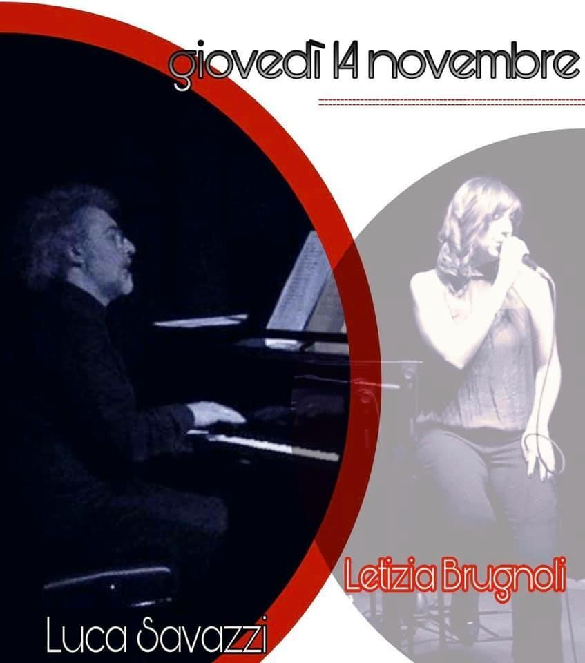 Letizia Brugnoli e Luca Savazzi live @ Altro JAZZY NIGHT