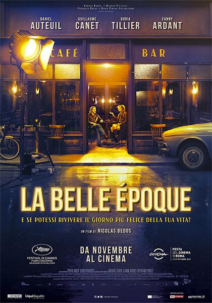 LA BELLE EPOQUE al cinema Astra, anche in versione originale
