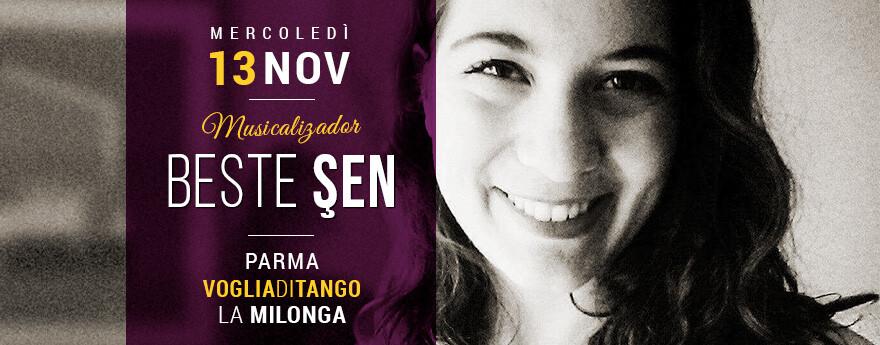 La Milonga del Mercoledì - Tdj BESTE SEN  a Voglia di Tango