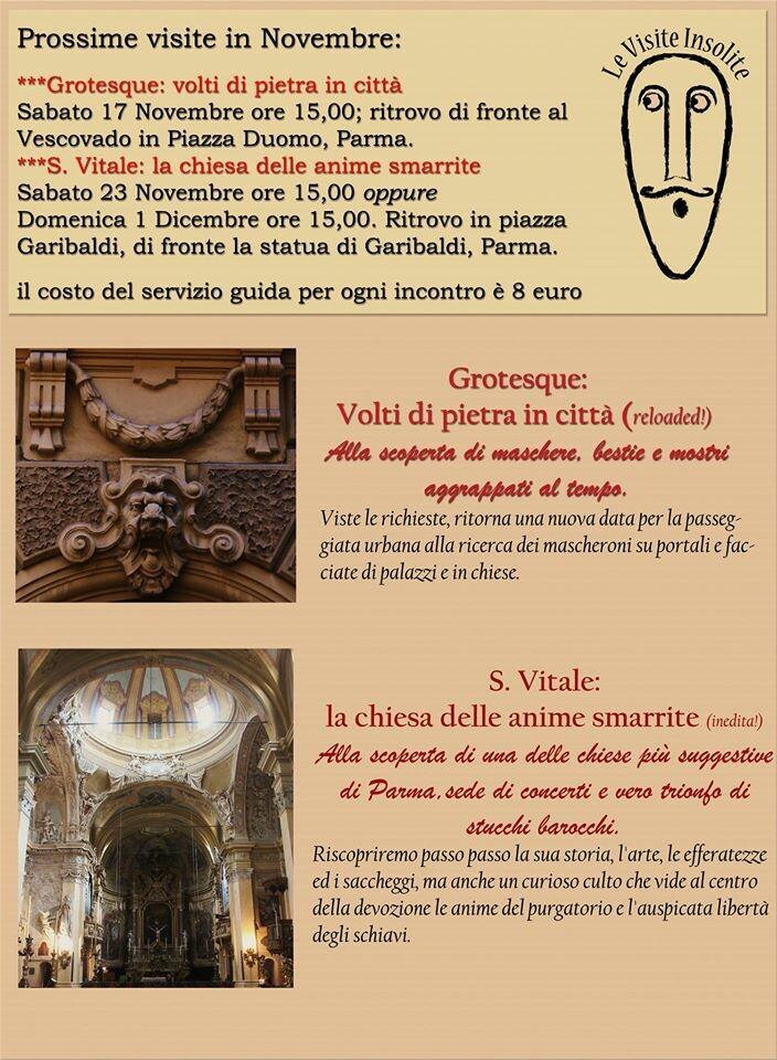 Le visite insolite: visita inedita alla chiesa barocca di S. Vitale