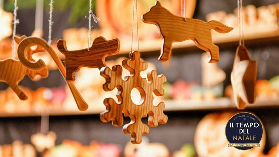 Mercatini di Natale a Salsomaggiore Terme