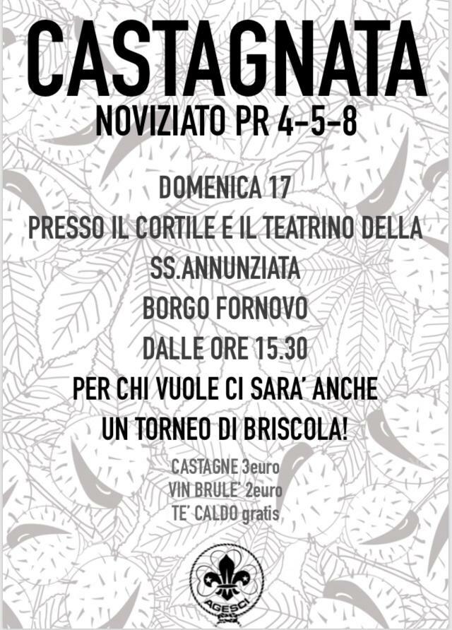 Castagnata all'Annunziata