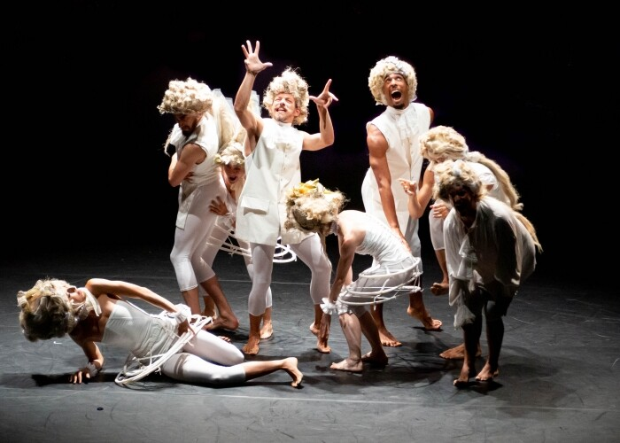 MADRE  uno spettacolo di Michela Lucenti/Balletto Civile al Teatro Due