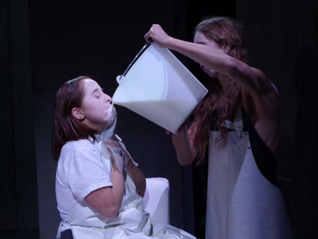 A Natura Dèi Teatri  prima nazionale per Orestea #2 Latte di Lenz Fondazione
