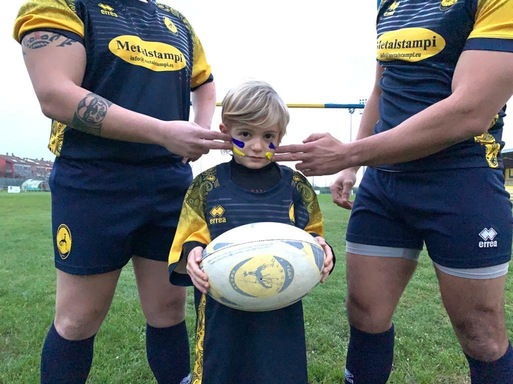 Campionato di Serie A: Rugby Noceto vs Cavalieri Union Rugby Prato Scendiamo in campo al fianco dei bambini contro la violenza assistita