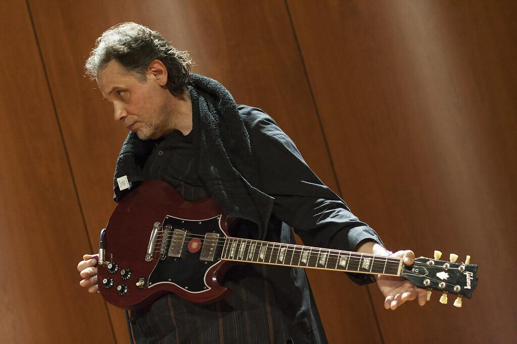 ParmaJazz Frontiere Festival: Il viaggio di Vincenzo Mingiardi, per chitarra sola