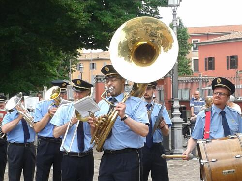 """Concerto di S. Cecilia con il Corpo Bandistico """"G.Verdi"""" di Parma"""