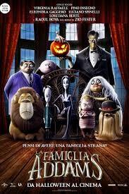 """""""LA FAMIGLIA ADDAMS"""" al cinema LUX di novembre"""