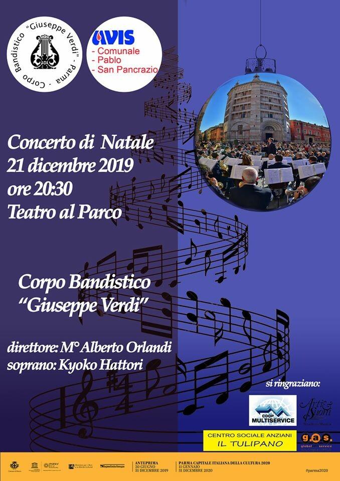 Concerto di Natale al Teatro al Parco