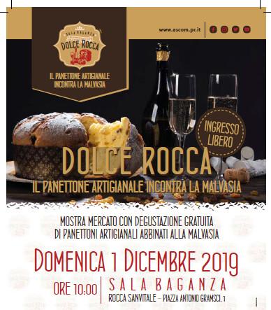 """""""Dolce Rocca – Il panettone incontra la malvasia"""", degustazioni gratuite ed eventi dedicati anche ai più piccoli"""