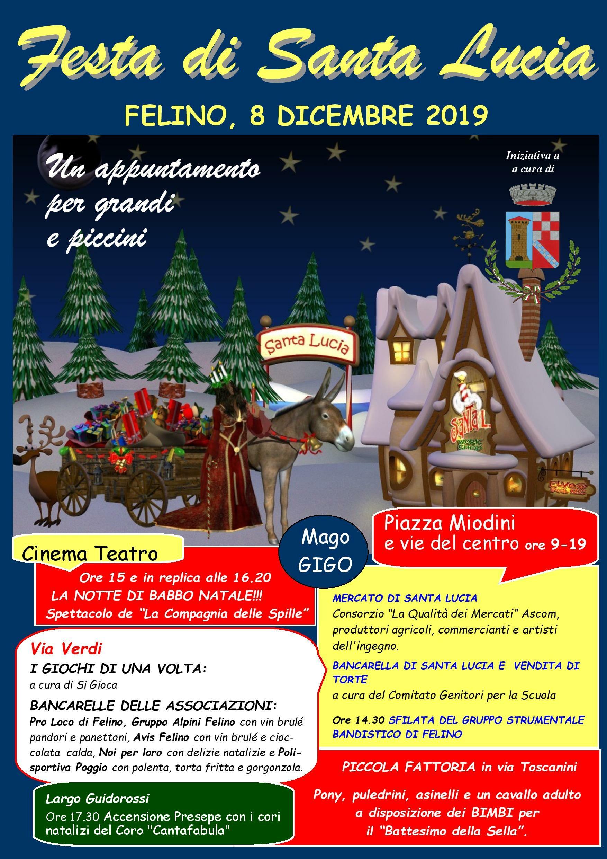 Festa di Santa Lucia a Felino