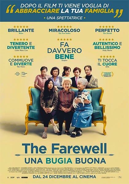 The Farewell – Una Bugia Buona al cinema Astra ANTEPRIMA