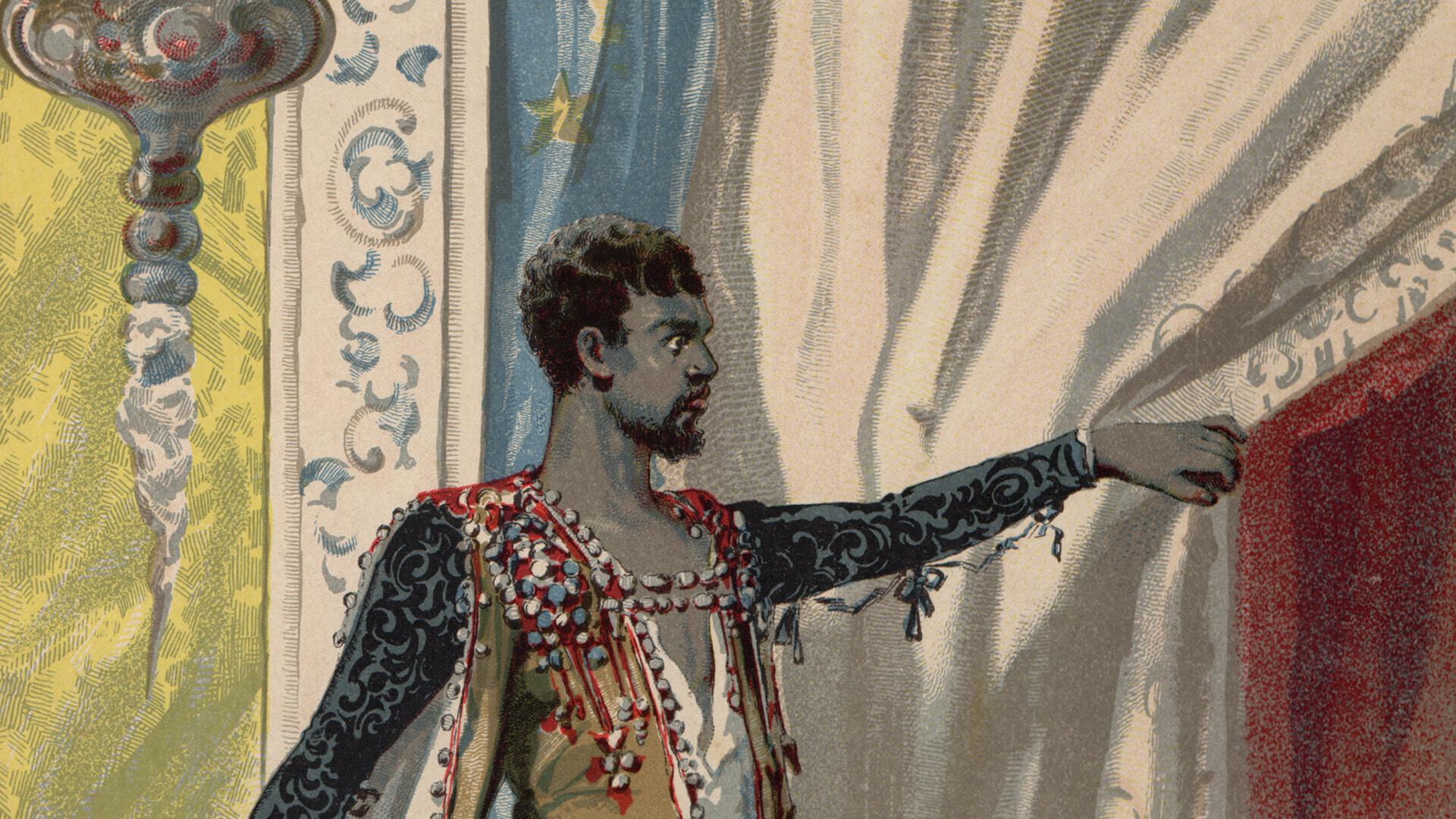 """""""Ma c'è un posto per Otello nel Paese del Melodramma?""""  Evento collaterale alla mostra""""L'Otello di Boito e Verdi: storia di un capolavoro""""."""