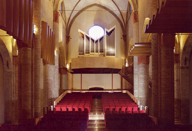 La Gran Partita di W. A. Mozart  Concerto finale del laboratorio di prassi esecutiva di musica antica del Conservatorio di Parma, a cura di Petr Zejfa