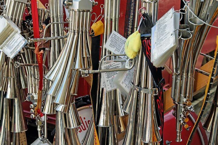 LAITON ENSEMBLE  Quintetto di ottoni  evento inserito nell'Autunno Musicale Mezzanese