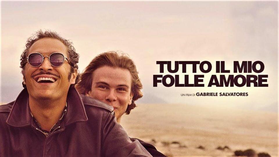 """""""TUTTO IL MIO FOLLE AMORE"""" al  cinema Lux"""