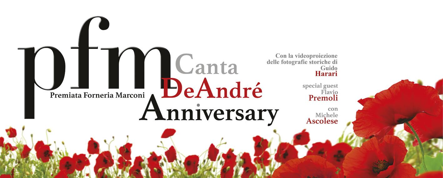 PFM Canta de Andrè al Teatro Regio