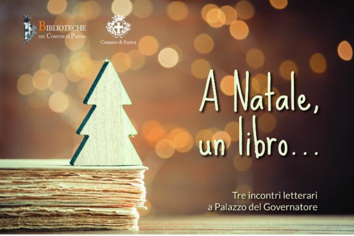 """""""A Natale, un libro..."""", a dicembre tre incontri letterari a Palazzo del Governatore con Massimo Polidoro, Vito Mancuso e Andrea Vitali"""