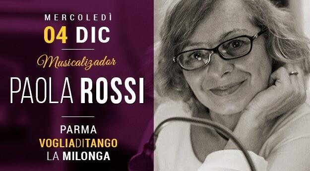 Milonga Voglia di Tango Tdj Paola Rossi
