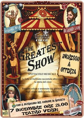 The Greatest Show S al Teatro Giuseppe Verdi