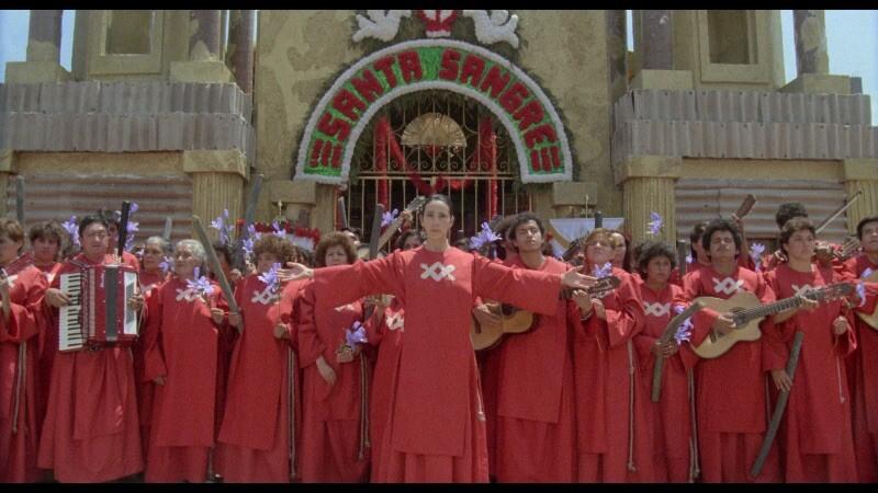 SANTA SANGRE di Alejandro Jodorowsky  (MESSICO-ITALIA, 2019 - 119')  al Cinema Edison